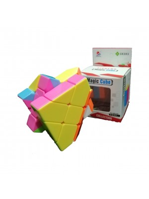 Cubo Mágico 3x3x3 Combinado