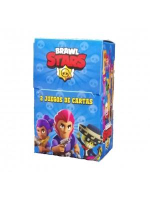 Naipe Brawl Stars - 32 cartas