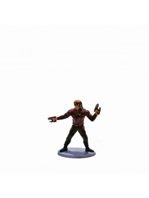 Figura Avengers Base gris Star Lord