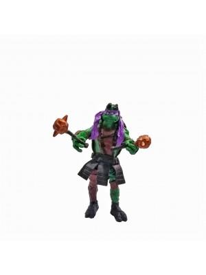Figura Tortugas Ninjas Leonardo Altura 11 cm
