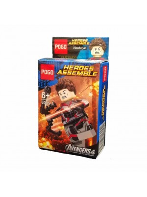 Lego Avengers serie 6005-3 Hawk Eve