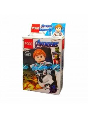 Lego Avengers serie 6013-2 Black Widow