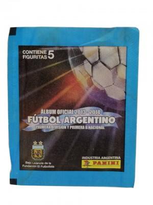 FIGURITA FUTBOL ARGENTINO 2013/2014