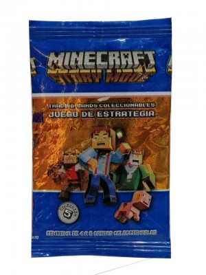 EXTENSION MINECRAFT AZUL