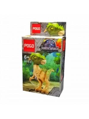 Lego Jurassic World serie 6018-6