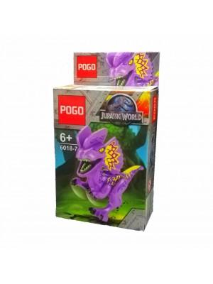 Lego Jurassic World serie 6018-7