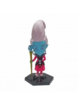 Figura Cabezona Whis Dragon Ball Altura 14 cm