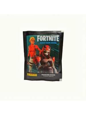 Figurita Fortnite Black Frame Series