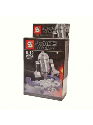 LEGO SPACE WARS SE. 1126-8