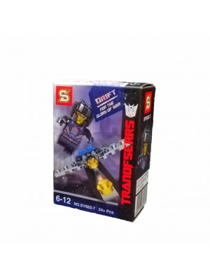 LEGO TRANSFORMERS SERIE SY662-7