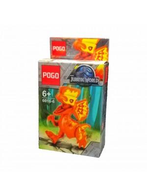 Lego Jurassic World serie 6016-6