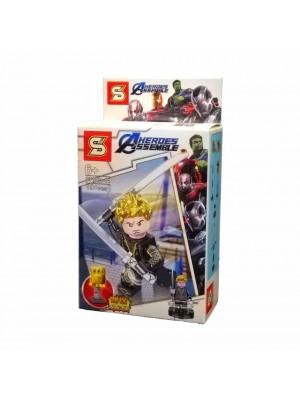 Lego Avengers serie SY1311-14 Ronin