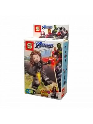 Lego Avengers serie SY1311-3 Capitana Marvel