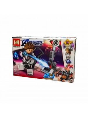 Lego Avengers serie MG2003 Hawk Eve