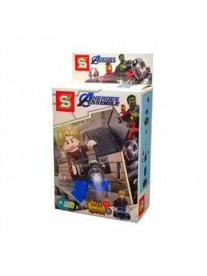 Lego Avengers serie SY1311-13 Reportero