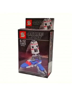 LEGO SPACE WARS SE. 1126-6