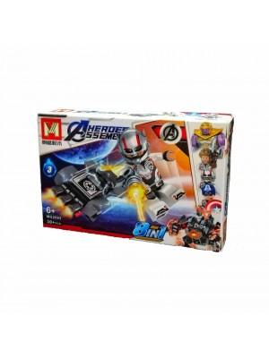 Lego Avengers serie MG2003 Ant-Man