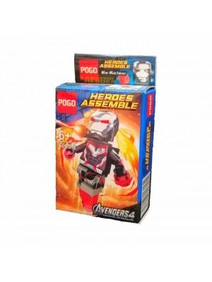 Lego Avengers serie 6005-2 War Machine