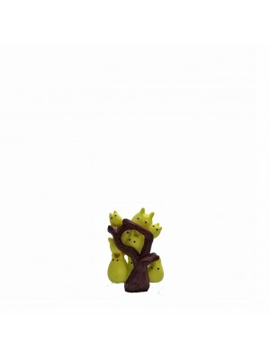 Figura Arbol de Totoros Altura 4,5 cm
