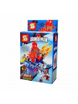 LEGO SERIE SY1272-8 ARANEID-MAN