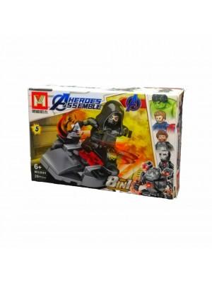 Lego Avengers serie MG2001 Eagle Eve