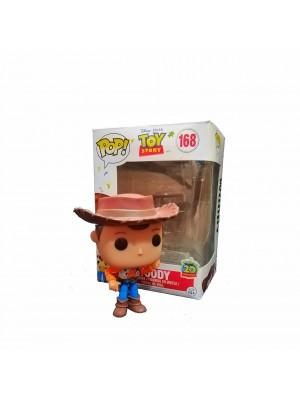 Figura Pop Toy Stroy Woody nº 168
