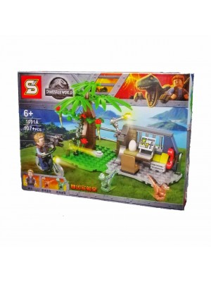 Lego Dinosaur World serie 1091A