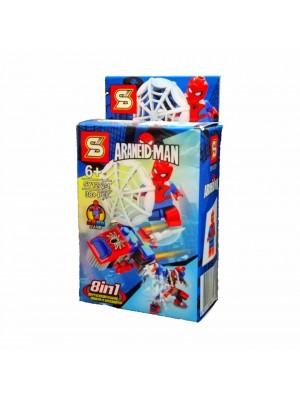 LEGO SERIE SY1272-1 ARANEID-MAN