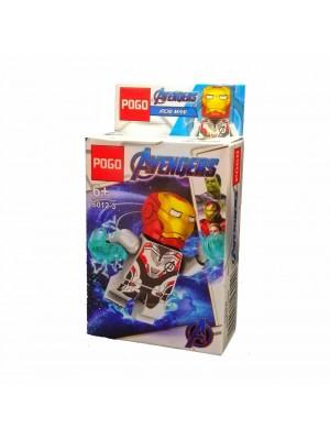 Lego Avengers serie 6012-3 Iron Man