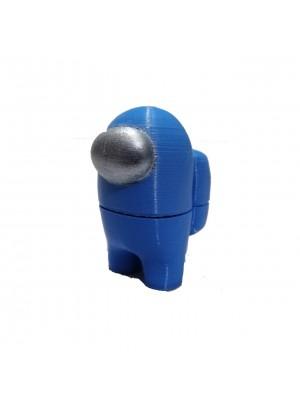 Figura Among Us Celeste Altura 6 cm