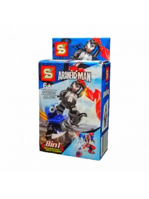 LEGO SERIE SY1272-7 ARANEID-MAN