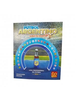 Album Liga Profesional de Fútbol Argentino 2021