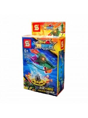 Lego Dragon Ball serie SY1236-8