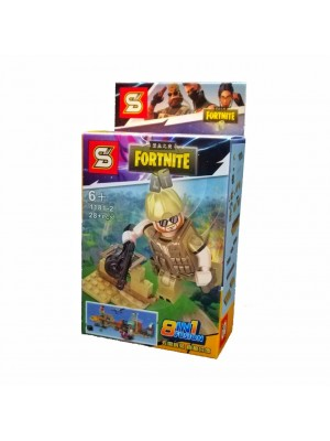 LEGO FORTNITE SERIE 1181-2