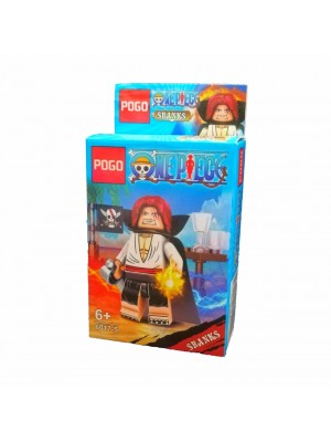 Lego One Piece Shanks serie 6017-5