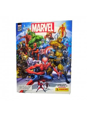 Album Marvel 80 años