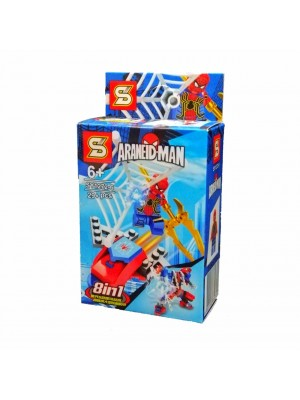 LEGO SERIE SY1272-6 ARANEID-MAN