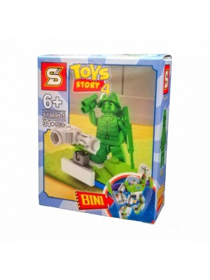 Lego Toy Story Soldado serie SY6699-5