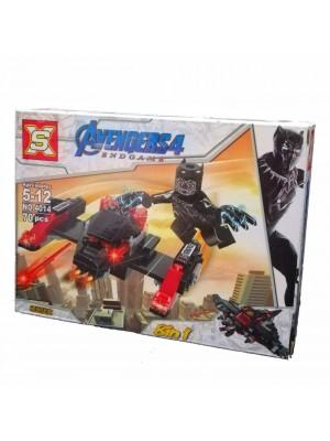 Lego Avengers serie 4014 Ant Man