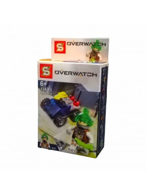 Lego Overwatch Serie 1243-1