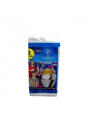 Figurita Champions League 2020/21