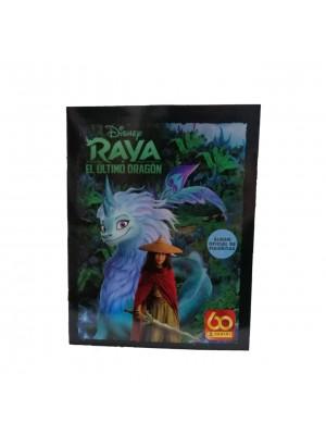 Album Raya y el último Dragón
