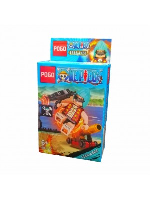 Lego One Piece Ferrange serie 6017-7