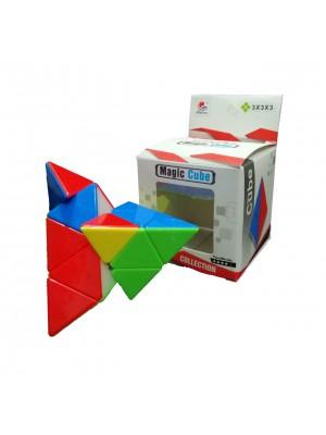 Cubo Mágico 3x3x3 Pirámide