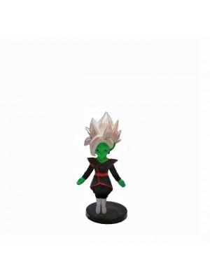 Figura chica Dragon Ball Fused Zamasu base negra
