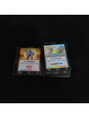Lote de Figus x 56 unid Pokemon Go